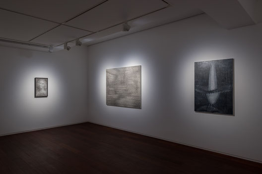 """""""backlash"""" installation view, 2018, SpaceTGC, Tokyo"""