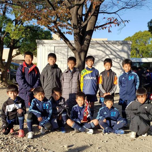 U10 I DENTAL CLINICスーパーカップ 準優勝!!