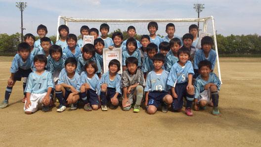25年度 チビリンピック西尾張代表決定リーグ