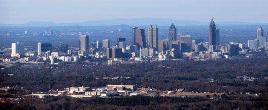 Downtown Atlanta, GA
