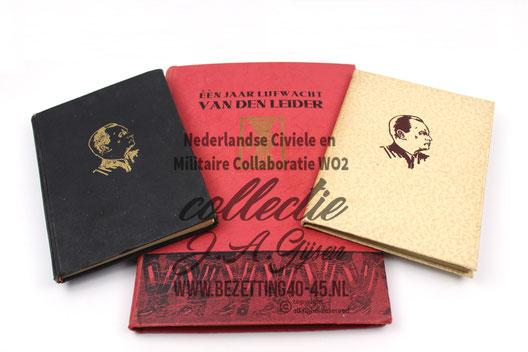 Een-jaar-lijfwacht-van-den-leider  -  hoe-de-leider-voor-volk-en-vaderland-behouden-werd/bleef-1941-1942-nsb-mussert-nic-went-2