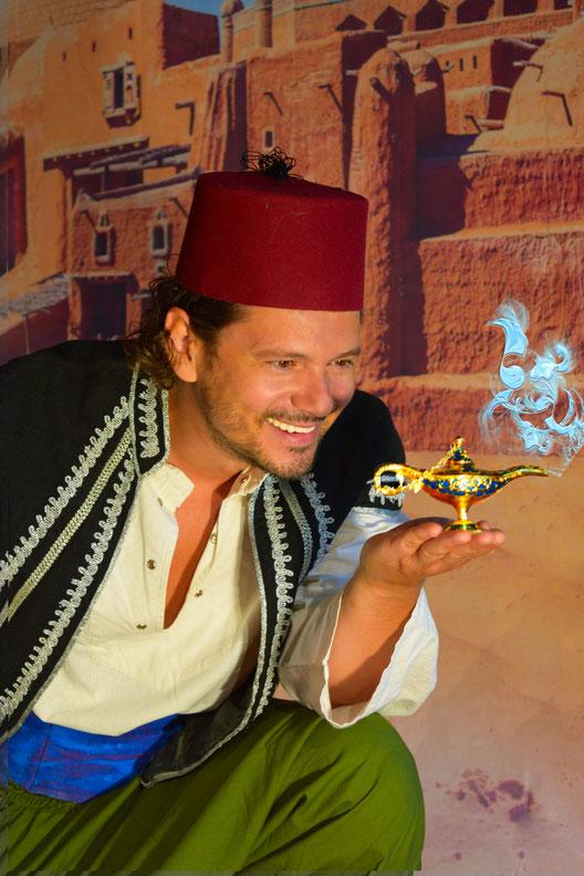 Aladin und die Wunderlampe (c)oper@tee