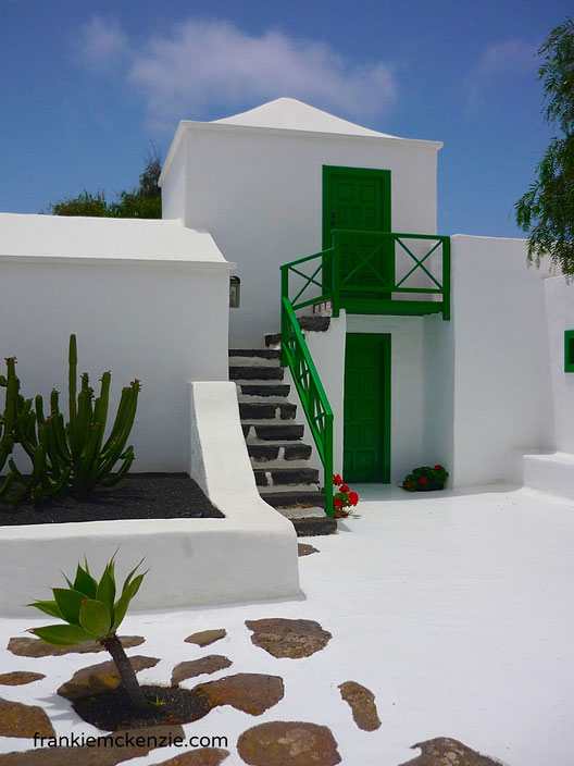 Casa Museo del Campesino located in the centre of Lanzarote, Canary Islands, Spain