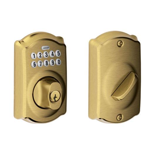 lock photos santa cruz a 1 deadbolt door. Black Bedroom Furniture Sets. Home Design Ideas