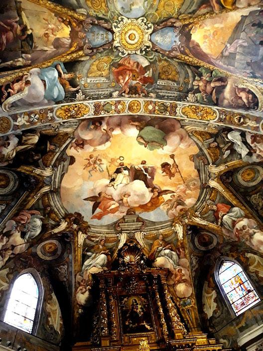 Церковь Сан Николас - Сикстинская капелла Валенсии