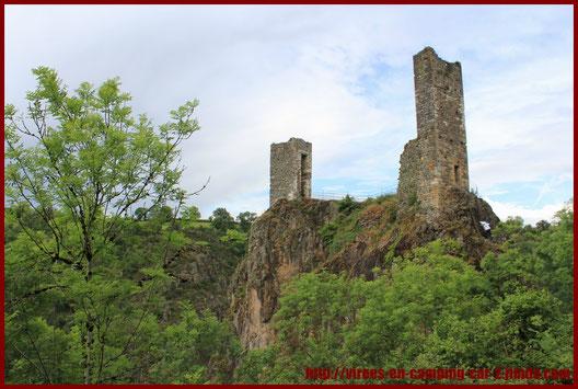 © virees en camping car Aveyron