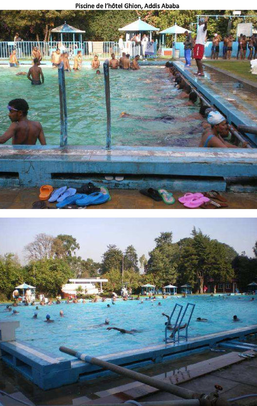 Piscine Ghion Addis Abeba