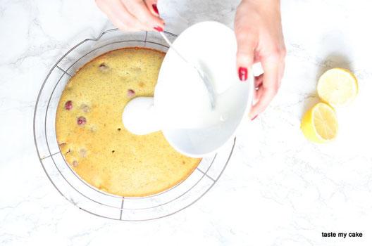 Mohn Kirsch Kuchen Taste My Cake Backmischung Glutenfrei Und Vegan