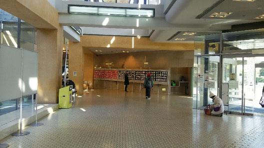 生涯学習センター(メディアパーク市川)での展示