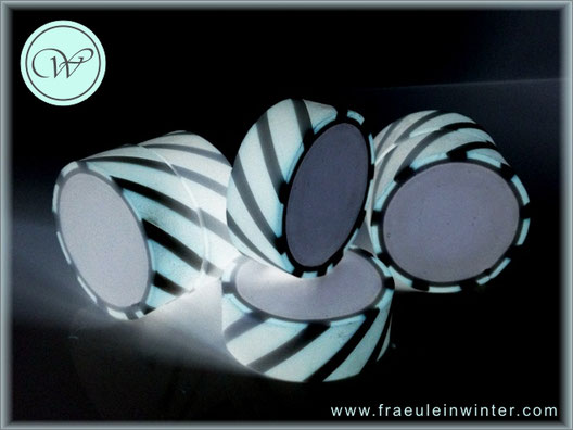 Rimmed soap by Fraeulein Winter