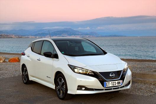 La Nissan Leaf est le premier véhicule à avoir bénéficié de la conduite dite ProPilot dès son lancement officiel en Février 2018