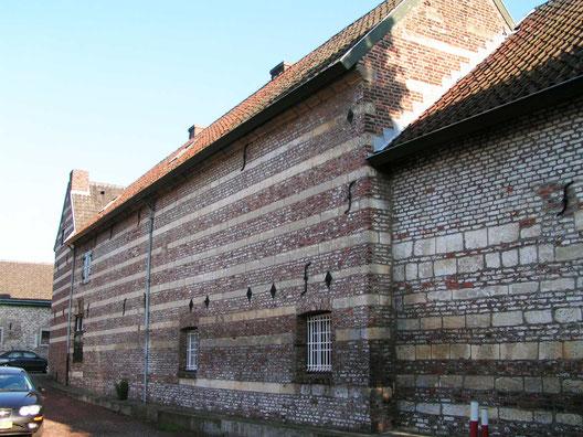 Boerderij Grote Kakert Maastricht, rijksmonument, bouwhistorisch onderzoek