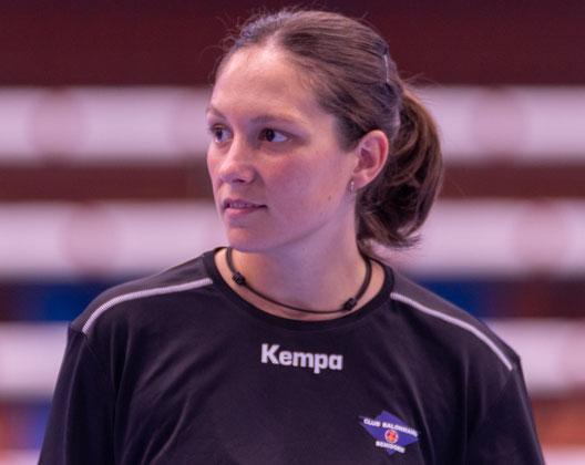 Carolina Estévez asume el mando del equipo / Foto: Edwin van't Hek