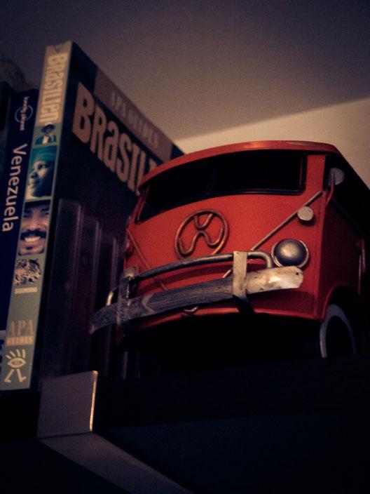 Brasilianischer VW Bus