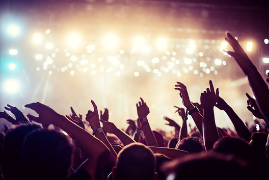 興行ビザとコンサート
