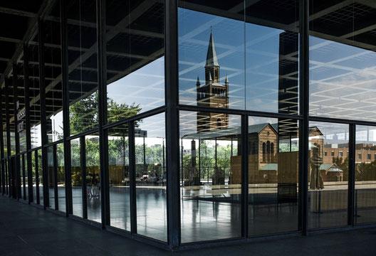 Neue Nationalgalerie 7 Berlin 2014 ©  Arina Dähnick