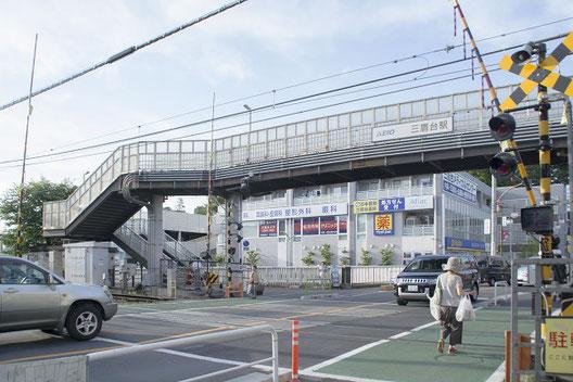 地元・東京 三鷹台駅