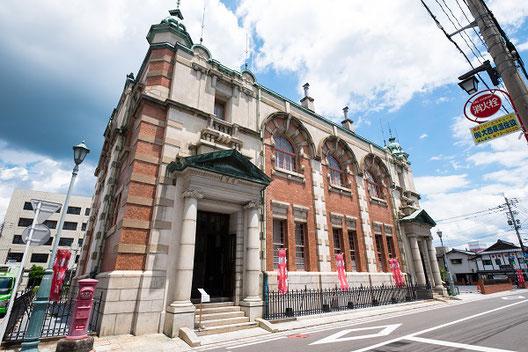 旧唐津銀行庁舎