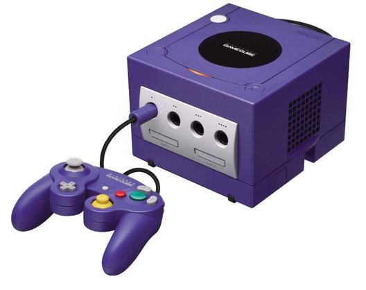 Nintendo GameCube, 2001