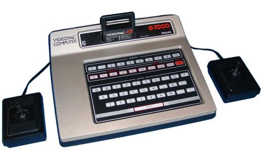 Philips Videopac G7000, 1978