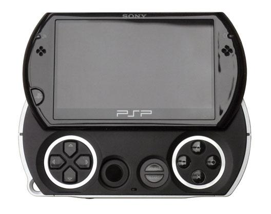 Sony PSP Go, 2009