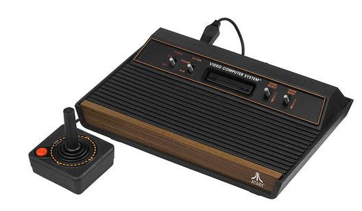 Atari VCS (Atari 2600), 1977