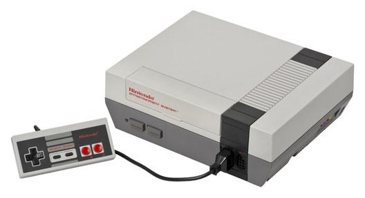 Nintendo Entertainment System (NES), 1986