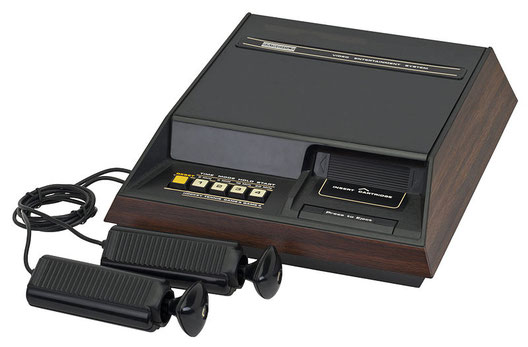 Fairchild Channel F, 1976