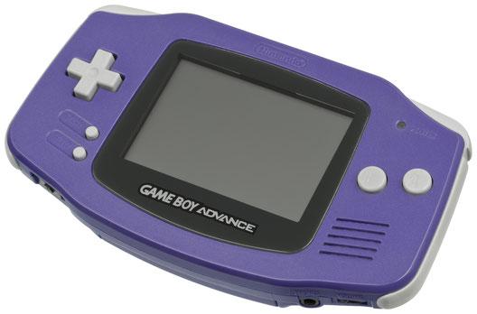 Nintendo Game Boy Advance, 2001