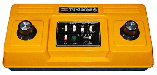 Nintendo Color TV-Game 6, 1977