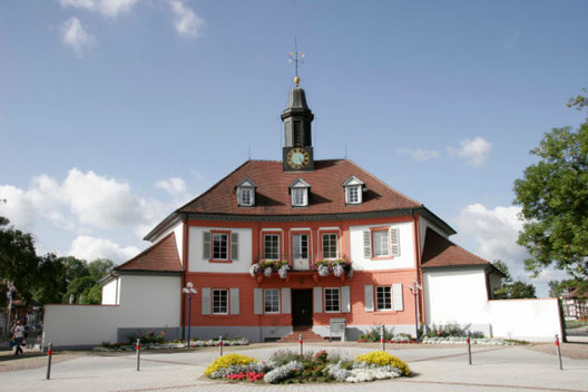Bad Dürrheim Rathaus