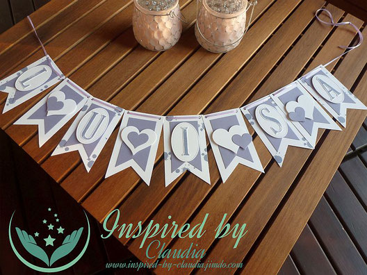 Stampin' Up! Banner