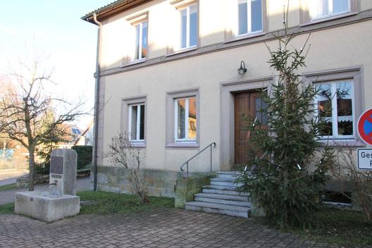 Evang. Gemeindehaus Ohrenbach (Foto: Karin Bruder)
