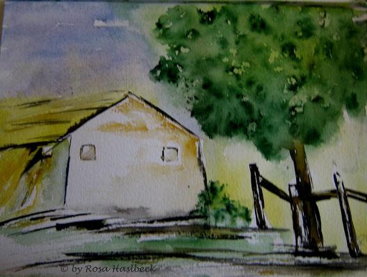 aquarell , Landschaftsaquarell, landschaft, aquarell kaufen, bilder kaufen, kunst kaufen,