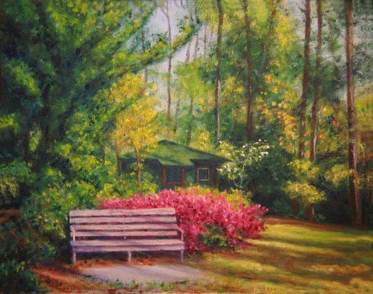 David Barison painting - Courtesy of Bobbi Bernstein