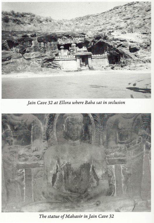Courtesy of Meher Baba's New Life ; Bhau Kalchuri - ( photos  : Bif Soper [ top ] & Bernard Bruford [ bottom ] )