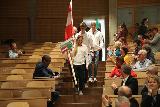 Julia Mayer Weltmeisterschaften Schweiz Cross WM