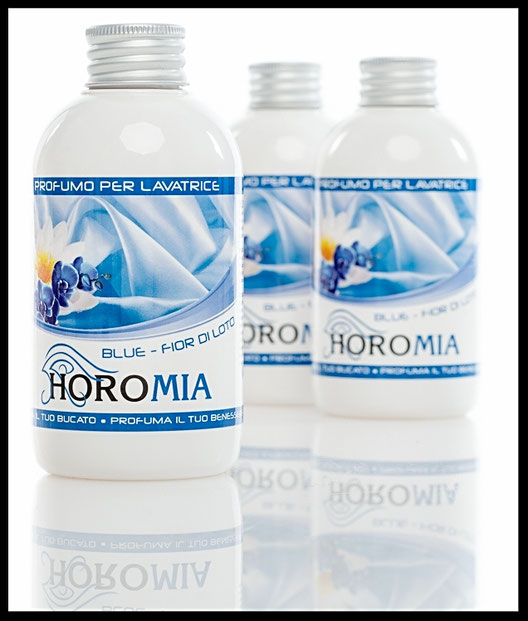Horomia -Blue-Fior di Loto- profuma bucato