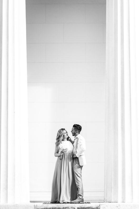 Hochzeitsfotograf  in Wien Corona Hochzeit