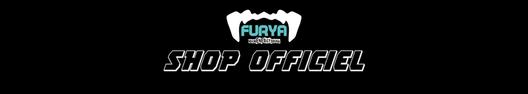 Image et logo de la boutique furya, l'energy des Pyrénées. Accès direct au shop officiel