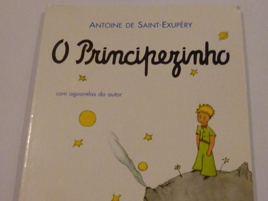 """""""Der kleine Prinz"""" auf portugiesisch - """"O principezinho"""""""