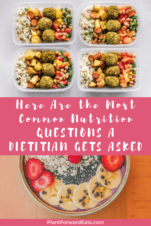 What nutrition questions do you have? As a registered dietitian nutritionist, these are the nutrition facts, nutrition tips & nutrition education I share most often, plus info on gut health and protein foods. #nutrition #protein #guthealth #nutritionist