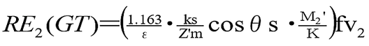 原動機がガスタービンの場合 許容回転数変動出力係数 自家発電設備