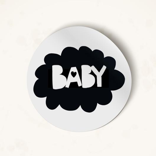 Babykarte Sticker online kaufen