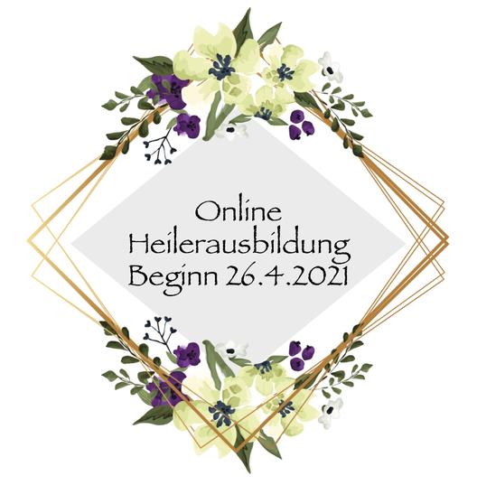 Heilerausbildung Beginn 26.4.2021
