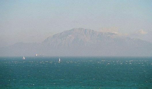 Das Meer in Tarifa
