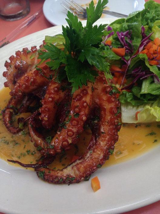 Great fresh sea food