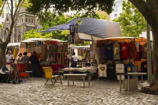 Greenmarket Square, Kapstadt