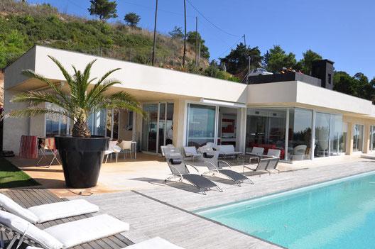 Belle villa de luxe à louer pour les vacances à begur sur la costa brava - Espagne.
