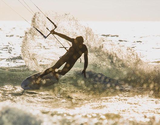 Kite Training mit Dirk Effler - Foto: Dirk Effler